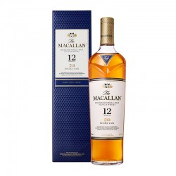 Macallan 12 años double cask single malt