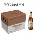 Cerveza Alhambra Especial 24und 25cl